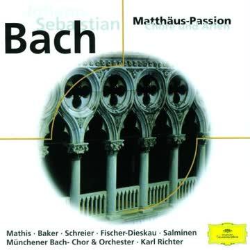 Karl Richter - Eloquence - Bach (Matthäus-Passion: Chöre und Arien)