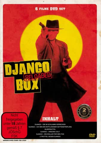 Django Box - Reloaded (2 DVDs)