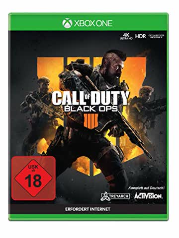 Call of Duty 15: Black Ops 4 Xbox One [German Version]