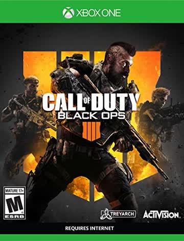 CALL OF DUTY: BLACK OPS 4 - CALL OF DUTY: BLACK OPS 4 (1 GAMES)