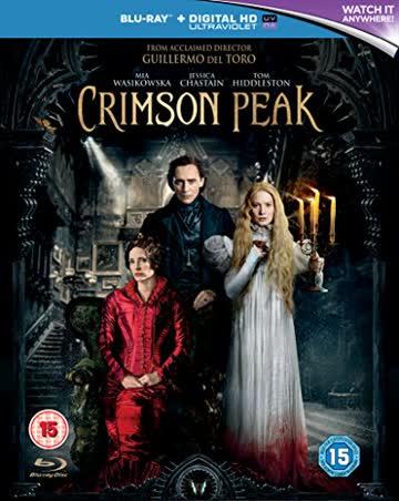 Crimson Peak [Blu-ray + UV Copy]