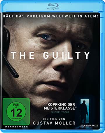 The Guilty [Blu-ray]