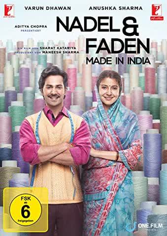 Nadel & Faden - Made in India [DVD]