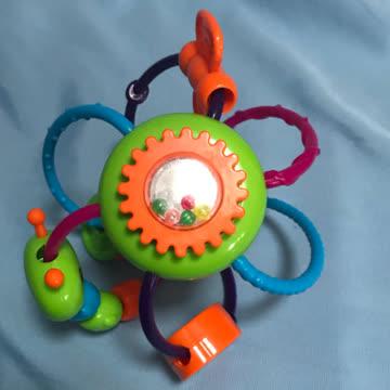 Baby-Spielball von Bieco