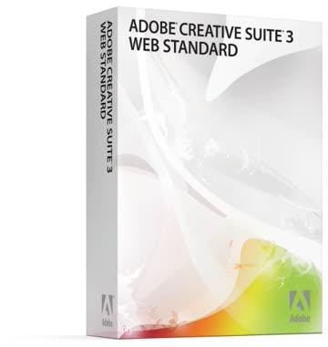 Adobe Creative Suite 3 Web Standard Mac