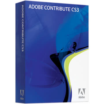 Adobe Contribute CS3 for Mac