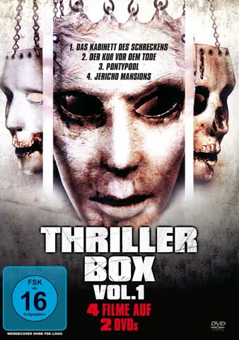 Thriller Box - Vol. 1 (2 DVDs)