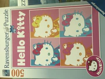 Ravensburger Puzzle Hello Kitty 500 Teile