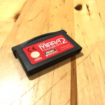 Gameboy Advance Spiel: Dave Mirra 2 Freestyle BMX