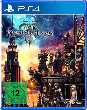 Kingdom Hearts III - [PlayStation 4]