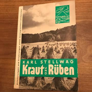 Kraut und Rüben Buch von Karl Stellwag
