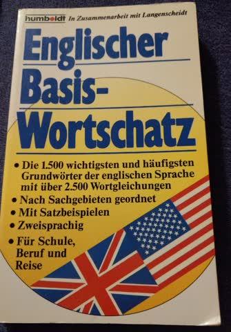 Englischer Basis-Wortschaft
