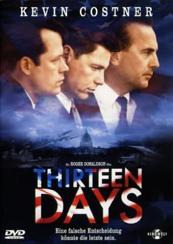 THIRTEEN DAYS - MOVIE [DVD] [2000]