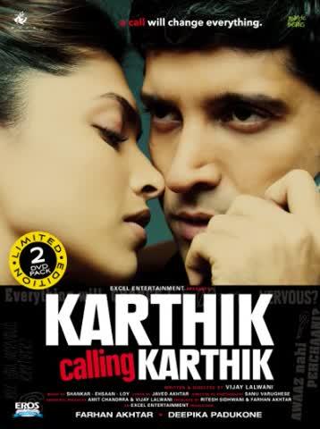Karthik Calling Karthik [DVD]