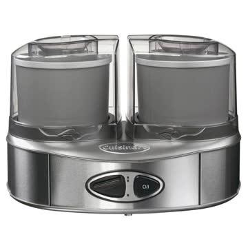 Cuisinart ICE40BCE Duo Cream Eismaschine
