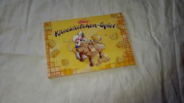 Diddl Maus Käsekästchen-Spiel