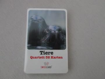 Tier Quartett