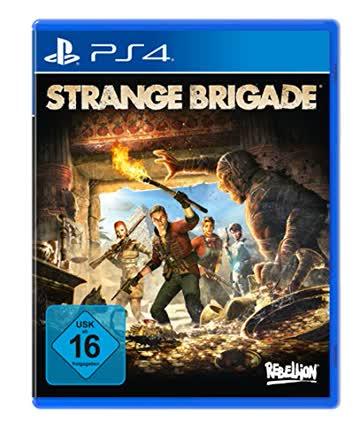 Strange Brigade - [PlayStation 4]