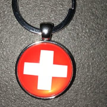Schlüsselanhänger Schweiz - neu und ovp
