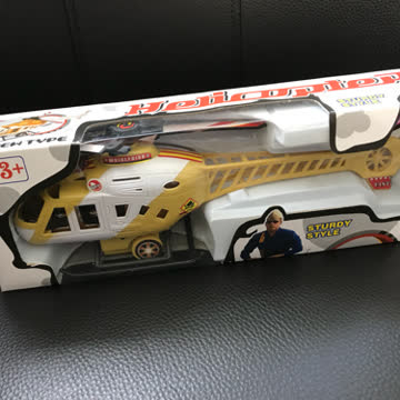 Spielzeug Helicopter Sturdy Style