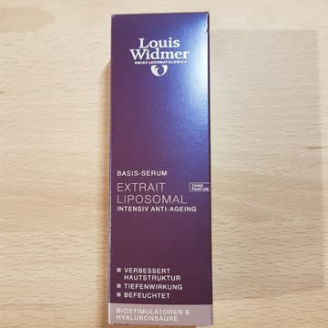 Louis Widmer Extrait Liposomal 30ml