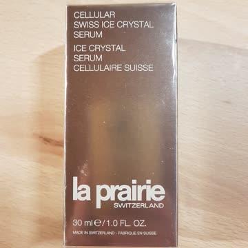 La Prairie swiss ice crystal serum 30ml