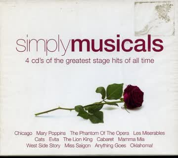Various - Simply Musicals