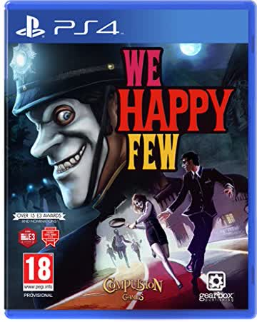 We Happy Few [Playstation 4]