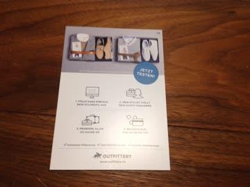Outfittery Geschenkkarte CHF 50.00