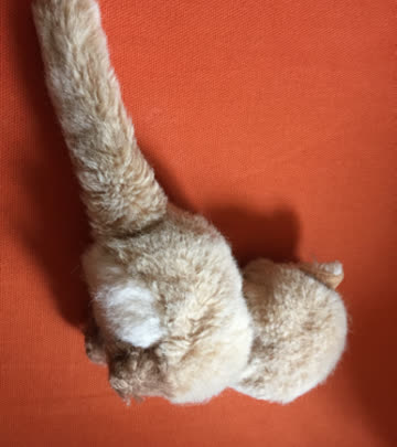"Plüschkatze Steiff ""Grumpy Cat"""