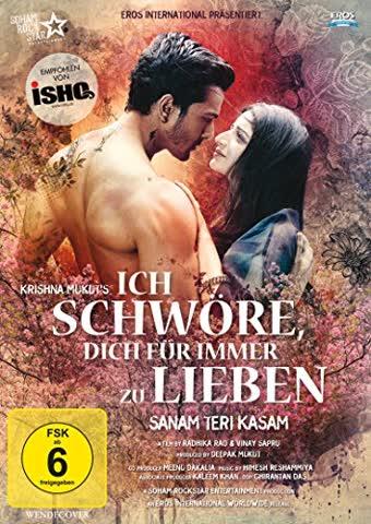 Ich schwöre, dich für immer zu lieben - Sanam Teri Kasam [2 DVDs]