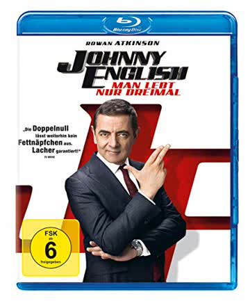 JOHNNY ENGLISH-MAN LEBT N - MO