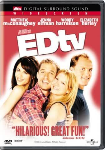 EdTV (DTS) [Import USA Zone 1]