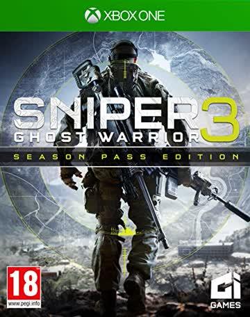Sniper Ghost Warrior 3 Season Pass Edition - [AT-PEGI] - [Xbox One]