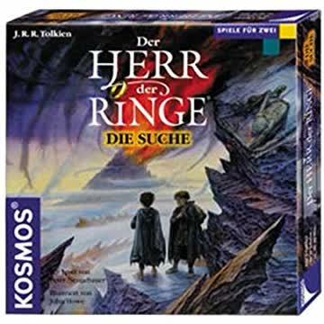 Der Herr der Ringe - Die Suche
