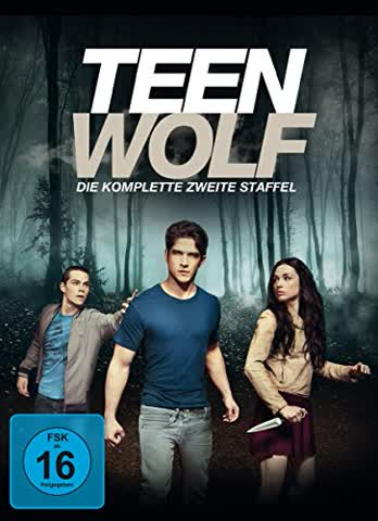 Teen Wolf - Die komplette zweite Staffel [4 DVDs]