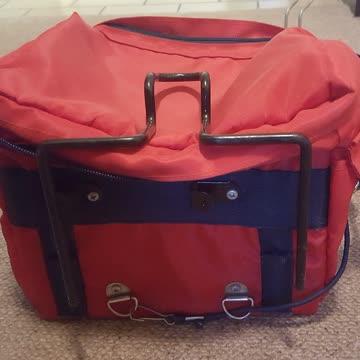 SBB Velo-Tasche für den Lenker