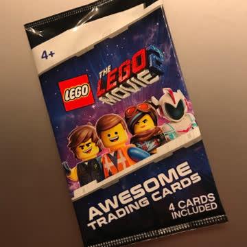 Lego Movie 2 Tauschkarten