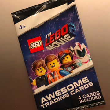 Lego Movie 2 Tauschkarten