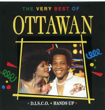 Ottawan - The Very Best of Ottawan (UK Import)