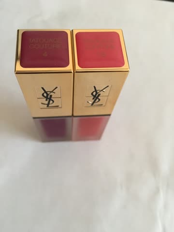 Yves Saint Laurent Tatouage Couture Lippenstift Kussfest