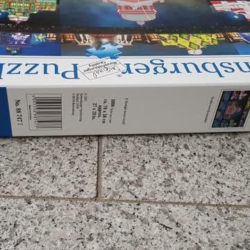 Ravensburger Puzzle Rendez-vous Bundesplatz