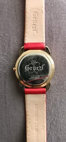 Grüezi Uhr