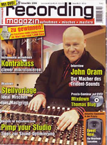 Recording Magazin 2 2010