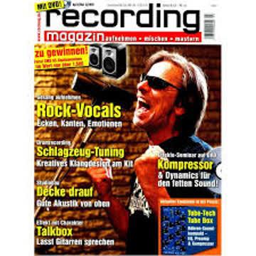 Recording Magazin 3 2010