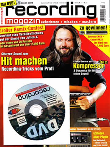 Recording Magazin 4 2010