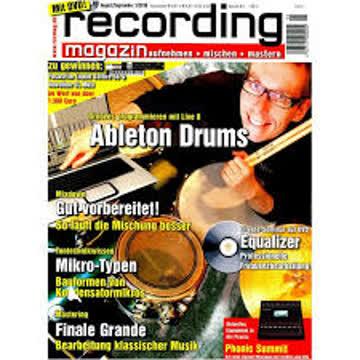 Recording Magazin 5 2010
