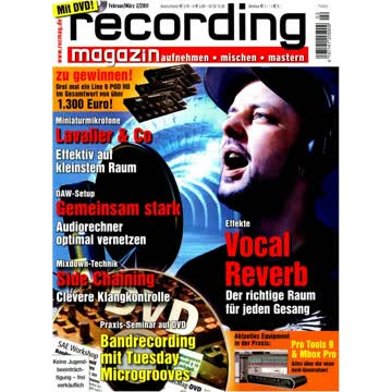 Recording Magazin 2 2011