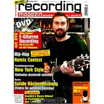 Recording Magazin 3 2011