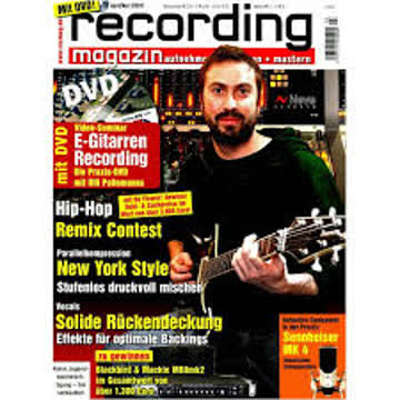 Recording Magazin 3 2011